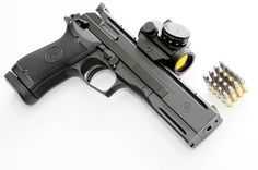 Beretta 87 Target - 22 LR //