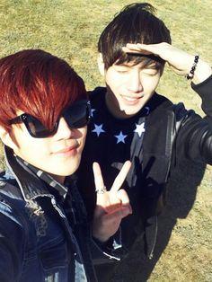 kim jungwoo x kim yoohwan