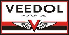 Veedol Motor Oil Sign