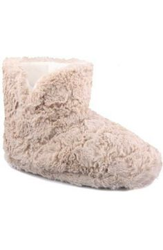 Fluffy Slippers for Women | upper man made lining man made colours product info delivery returns ...
