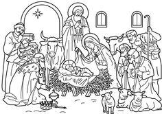 212 Meilleures Images Du Tableau Crèches De Noël à Fabriquer Et à