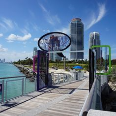 South Pointe Park Pier  #miami #miamibeach #florida