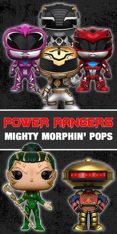 Imaginext Power Rangers Mighty Morphin Rose Vert Action Figures RARE NEW