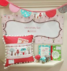 Adorable pillow - A Little Sweetness by Tasha Noel
