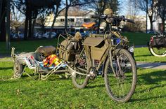 Swiss Army Bike by Dapper Lad Cycles, via Flickr