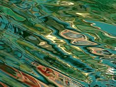 Andrew Hewett - Abstract Water Reflection 246