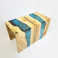 River Side table  End table