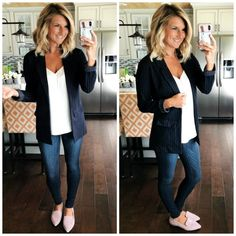 Summer Work Wear // Business Casual Outfit // Casual Work Wear // Summer Fashion