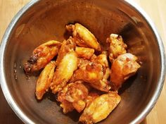 Better Than Hot Wings Café Air Fryer Buffalo Chicken Wings are better for your wallet and easily prepared in the air fryer in about 30 minutes.