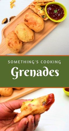 Bite through the crispy outer layer of the Grenades and the warm potato gooeyness explodes in your mouth! Make Ahead Appetizers, Vegetarian Appetizers, Appetizers For Party, Mashed Potato Bombs, Mashed Potatoes, Wellness Tips, Health And Wellness, Grenades, Indian Food Recipes