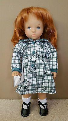 14-Gotz-Finouche-Doll-Kordula-Red-Hair-Green-Eyes-designed-by-Sylvia-Natterer