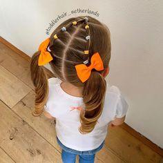 Toddler Hair Dos, Easy Toddler Hairstyles, Easy Little Girl Hairstyles, Girls Hairdos, Cute Little Girl Hairstyles, Baby Girl Hairstyles, Kids Braided Hairstyles, Leila, Hair Styles