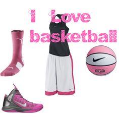 Cuando vaya a mi entrenamiento de basketball me voy asi