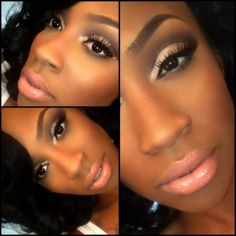 Make Up for Dark Skin