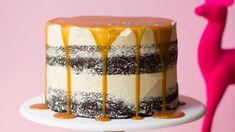 Smoky Salted Caramel Chocolate Layer Cake  http://www.oprah.com/food/Smoky-Salted-Caramel-Chocolate-Layer-Cake-Recipe