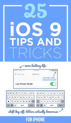 25 New Tricks You Can Teach Your Old iPhone With iOS 9