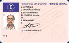 Permiso de conducción (Reino de España) Spanish Teacher, Spanish Class, Beginning Of Year, Nice To Meet, Teacher Resources, The Unit, Reading, School, Fun