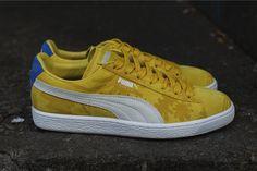 195a5092ed7 Puma Suede 'Tropicalia' (Vibrant Yellow