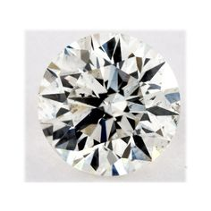 0.87 Cts Fancy Light Green Loose Diamond Natural Color Round Brillient Cut