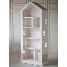 dollhouse bookcase dollhouse tall bookcase RUDVBQU - Home Decor Ideas Dollhouse Bookcase, Old Bookcase, Small Bookcase, Diy Dollhouse, Bookcases, Childrens Bookcase, Kids Doll House, Living Room Table Sets, Loft Bunk Beds