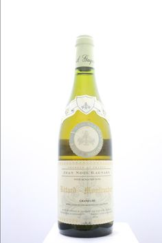 Jean-Noel Gagnard Batard Montrachet 1996. France, Burgundy, Chassagne Montrachet, Grand Cru. 1 Bottle 0,75l. Price realized (9/2016): 144 USD.