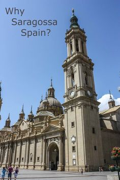 Saragossa Spain is more than a pilgrimage destination to see El Pilar. It is known for stunning cathedrals, fountains, statues, food, and roman history. via @Rhondaalbom
