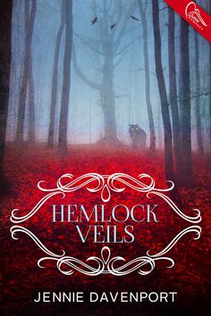 [Cover Reveal] Hemlock Veils by Jennie Davenport