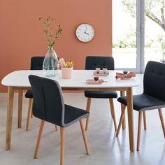 Table de repas, 6 couverts, Jimi La Redoute Interieurs