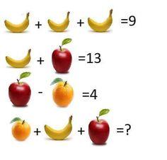 Math Quizzes, Math Resources, Math Games, Mathematical Mindset, Daily 3 Math, Brain Teasers For Kids, Math Talk, Math Problem Solving, Math School