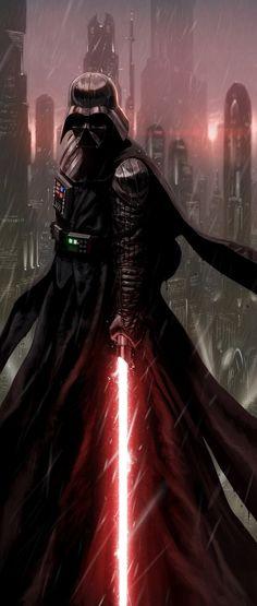 Welcome Back Darth Vader by Jedi-Art-Trick on DeviantArt
