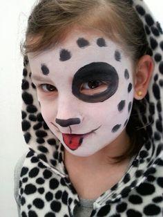 Dog make-up
