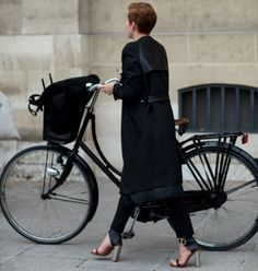 bicycle street style - Google Search