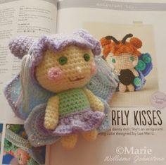 Simply Crochet fairy doll crochet amigurumi free pattern