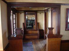 Craftsman Home Entry
