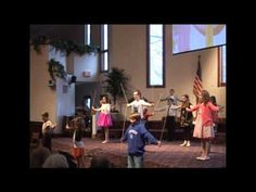 """WOW!!  This will stir your soul!  """"Arise My Love"""" Stick Performance by BBC Kids For Christ Easter Sunday 2013 (HD) - YouTube"""