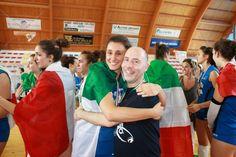 VISTO DAL basso    : VOLLEY Luca Cristofani: «Vincere con Volleyrò mi h...