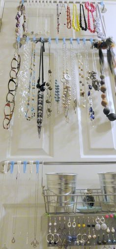 10 DIY Jewelry Storage Ideas | Jewelry storage, Storage ideas and ...
