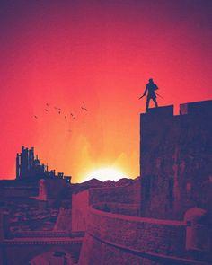 Game Of Thrones Quotes, Game Of Thrones Art, Madara Uchiha, Hbo Series, Valar Morghulis, Geek Art, Digital Art, Fan Art, Walking Dead