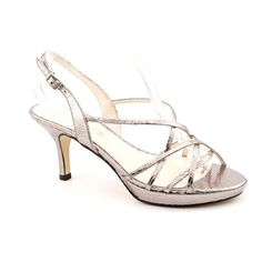 Caparros Zaida Open Toe Dress Sandals Shoes Silver Womens Size 8 Caparros http://www.amazon.com/dp/B00BT0OK3I/ref=cm_sw_r_pi_dp_jevKvb13FCY5V