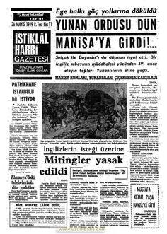 istiklal harbi gazetesi 26 mayıs 1919 Turkish War Of Independence, Horse Meat, Semitic Languages, Dna Genealogy, Blue Green Eyes, Indian Language, Important Facts, Old Newspaper, Brad Pitt