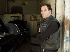 """Sons of Anarchy S1 Kim Coates as """"Alexander 'Tig' Trager"""""""