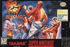 Fatal Fury Special (SNES)