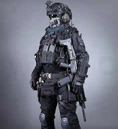 """""""I live, I die, I live again! Combat Armor, Combat Gear, Military Guns, Military Weapons, Tactical Armor, Military Drawings, Military Special Forces, Future Soldier, Military Pictures"""