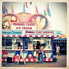 carnival by Melanie Oakes Vintage Carnival, Vintage Circus, My Dream Car, Dream Cars, Carnival Rides, Carnival Food, Carnival Wedding, Just Love, Carnival Photography