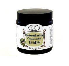 Ekologisk Babysalva Baking Ingredients, Cookie Dough, Organic, Food, Essen, Meals, Cake Batter, Yemek, Eten