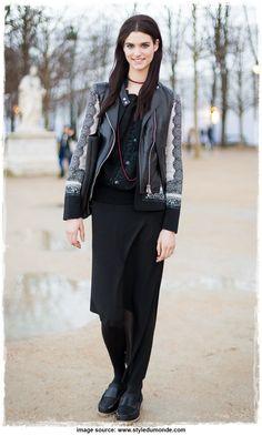 Street Style Inspiration - Manon Leloup - Street Style Snapshot