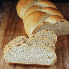 Cookistry: White Wheat Braided Bread #CooksNetwork