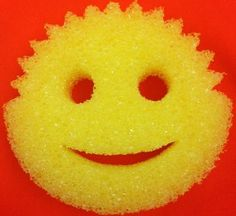Scrub Daddy - this multi-purpose sponge was invested in by Shark Tank's Lori Greiner and is a must-have for your kitchen.