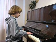 End of Days. Original piano composition by Adam Kulju (10 yrs old)