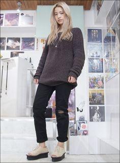 #OUTFITS : #KANA (APR 04, 2015) www.facebook.com/... [ BOTTOM ] www.raddlounge.com/ #harajuku #streetsnap #style #stylecheck #kawaii #fashionblogger #fashion #shopping #brandnew #menswear #wishlist #clothing #raddlounge #tuedaynightbandpractice #asuza #stolengirlfriendsclub
